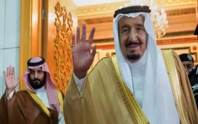 جو فلسطین کو قبول نہیں وہ ہمیں منظور نہیں۔ شاہ سلمان
