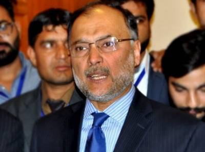 انتخابات میں دھاندلی پاکستان کی بنیادوں پرحملہ ہے،کٹھ پتلی گٹھ جوڑکوشکست دینے کی بھرپورکوشش کریں گے،احسن اقبال