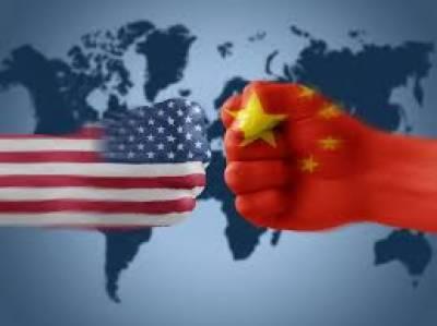 دو حریف ممالک امریکہ اورچین کے درمیان تجارتی جنگ میں دھمکیاں دینے کا سلسلہ جاری ہے