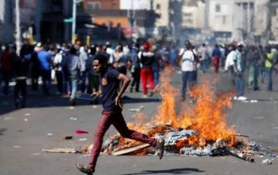 زمبابوے میں حکمران جماعت کی انتخابات میں غیر متوقع کامیابی کے بعد اپوزیشن نے نتائج مسترد کرتے ہوئے دھاندلی کا الزام عائد کردیا