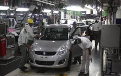پاکستان سوزوکی موٹرزکی تیار کردہ گاڑیوں کی فروخت میں گذشتہ مالی سال کے دوران 17 فیصد اضافہ
