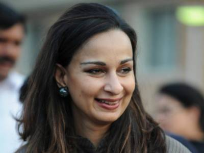 Recent elections were unusual:sherry rehman.