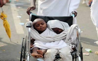 سعودی عازمین حج کے بچوں کیلئے آیائیں مقرر