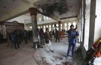 افغان صوبے پکتیا کی مسجد میں نماز جمعہ کے موقع پردھماکہ سے8 افراد شہید،درجنوں زخمی