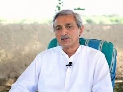 Jahangir tareen Media Talk with MQM leader