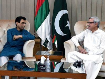 Jahangir Tareen Complete Press Briefing With MQM Leader