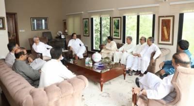 پنجاب اسمبلی میں تحریک انصاف کے نمبر ایک سو چھپن ، 30 ارکان پنجاب اسمبلی میں سے 25 تحریکِ انصاف میں شامل ہو گئے