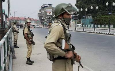 مقبوضہ کشمیر میں بھارتی فوج کی ریاستی دہشت گردی کا سلسلہ جاری