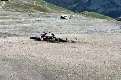 سوئٹزرلینڈ : چھوٹے طیاروں کے دو حادثات میں متعدد افراد ہلاک
