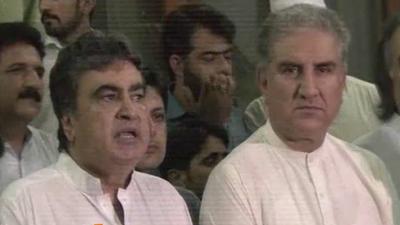 تحریک انصاف کا حکومت سازی کے لئے بی این پی مینگل سے رابطہ
