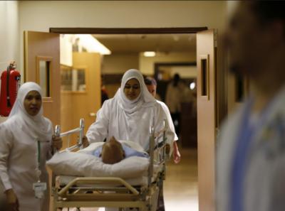 سعودیہ نے کینیڈا میں جاری تمام ہیلتھ پرگرام روک دیے۔