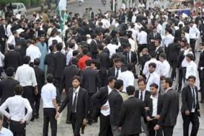 کوئٹہ سول اسپتال خودکش حملے کے شہداء کی دوسری برسی، وکلاء کا عدالتی بائیکاٹ