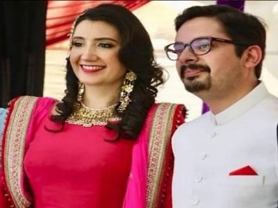 معروف پاکستانی گلوکارہ زیب بنگش نے امریکہ میں شادی کر لی۔