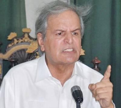 عمران خان ایک پروڈکٹ ہے جس کا عوام کو پتہ چل جائے گا،جاوید ہاشمی