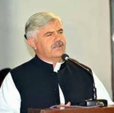 عمران خان نے محمود خان کو وزیراعلی خیبر پختو نخوا نامزد کردیا