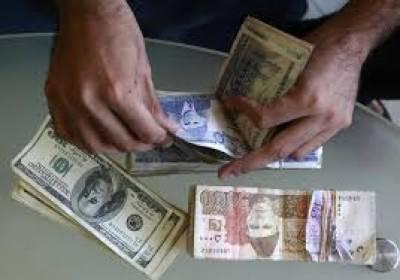 انٹر بینک میں ڈالر، روپے کے مقابلے مزید 16 پیسے گر گیا