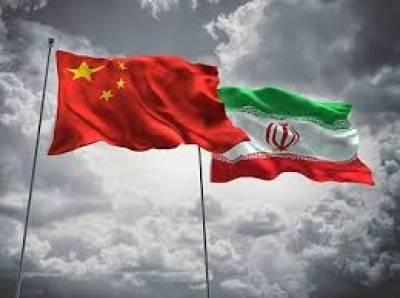 ایران کے ساتھ تجارتی تعلقات کسی دوسرے ملک کیلئے نقصان دہ نہیں:چین