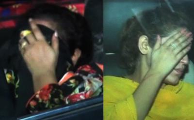لاہور:شہریوں کو لفٹ کے بہانے لوٹنے والی 2 مبینہ نوسر باز خواتین گرفتار