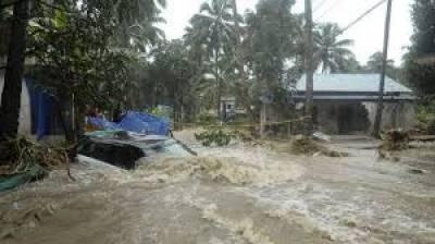 بھارتی ریاست کیرالا میں شدید بارشوں اور لینڈ سلائیڈنگ کے نتیجے میں ہونے والی ہلاکتوں کی تعداد 29 ہوگئی