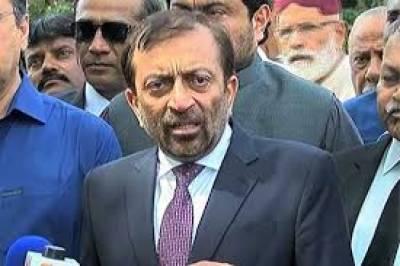 فضل الرحمان والی بات غلطی سے ہم کہہ دیتے تو 'را' ایجنٹ کہلاتے: فاروق ستار