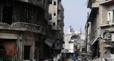 شام کے صوبہ ادلب میں اسلحہ ڈپو میں دھماکے سے بارہ بچوں سمیت پچاس افراد ہلاک اور متعدد زخمی