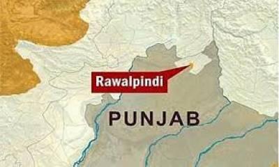 راولپنڈی میں موسم برسات کی بارش ایک اور کچا گھر تباہ کر گئی،
