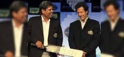 سنیل گواسکر کے بعد کپل دیو کی عمران خان کی تقریب حلف برداری میں شرکت سے معذرت