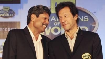 بھارتی کرکٹ ٹیم کے سابق کپتان کپل دیو نے عمران خان کی وزارت عظمیٰ کی حلف برداری تقریب میں شرکت سے معذرت کرلی