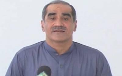 موجودہ حکومت ہارس ٹریڈنگ سے بنائی جارہی ہے۔ سعد رفیق