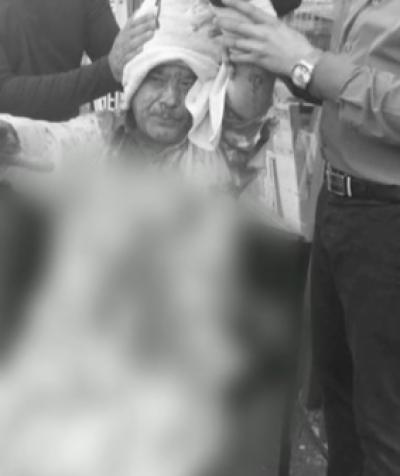 مانچسٹر: موبائل فون دکان میں ڈکیتی، پاکستانی نژاد شہری اور بیٹا مزاحمت پر زخمی