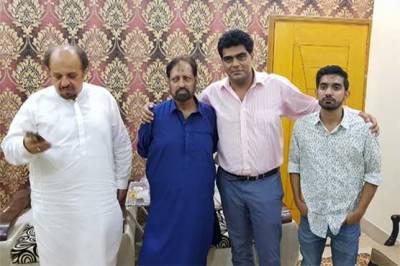 شہری پر تشدد کا معاملہ، پی ٹی آئی نے عمران شاہ کی رکنیت معطل کر دی