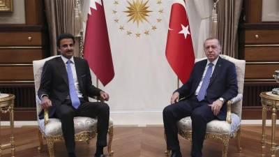 قطر کا ترکی میں 15بلین ڈالر کی سرمایہ کاری کا اعلان