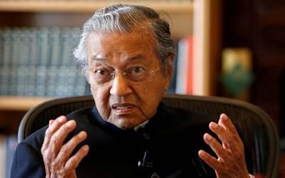 ملائیشیا کے وزیر اعظم مہاتیر محمد جمعہ کو پانچ روزہ دورے پر چین پہنچیں گے