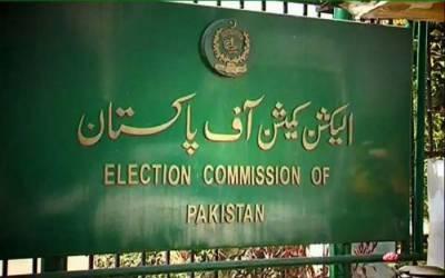 الیکشن کمیشن نے صدارتی انتخاب کا شیڈول جاری کردیا۔