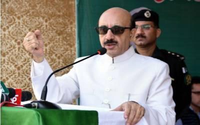 سی پیک کا حصہ بننے کے بعد آزاد کشمیر میں صنعتی، تجارتی سرگرمیوں کو فروغ ملے گا۔ صدر مسعود