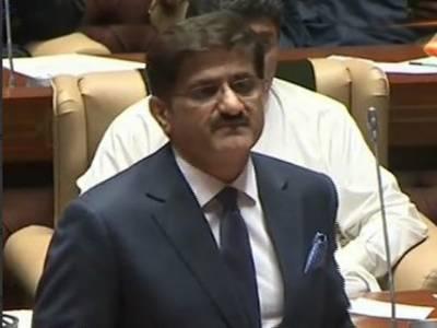 لوگ تبدیلی کی بات کرتے ہیں، تاریخ بھول جاتے ہیں۔ وزیر اعلیٰ سندھ