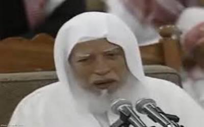 مسجد نبوی کے مُمتاز عالم دین الشیخ ابو بکر الجزائری انتقال کرگئے۔