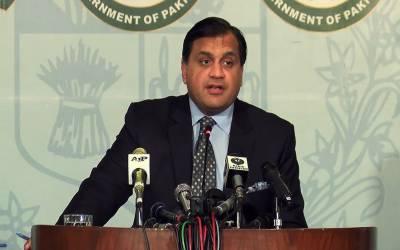 عمران خان کیخلاف واویلا: بھارتی میڈیا کو بڑے ہونے کی ضرورت ہے۔ ترجمان دفترخارجہ