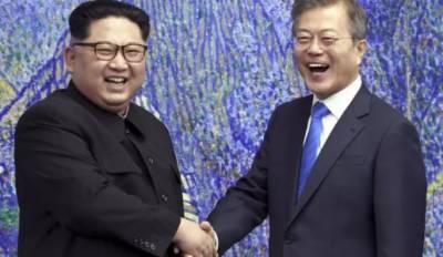 جنوبی کوریا نے شمالی کوریا کے ساتھ مشترکہ ریلوے منصوبے کا اعلان کردیا