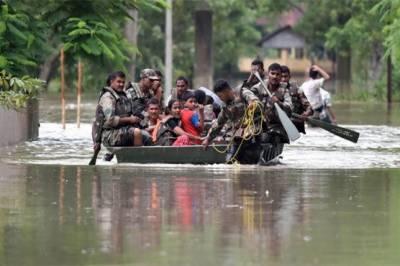 بھارتی صوبے کیرالہ میں شدید بارشیں،106افراد ہلاک