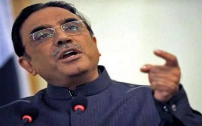 میگا منی لانڈرنگ کیس: سابق صدر آصف علی زرداری کے بھی وارنٹ گرفتاری جاری