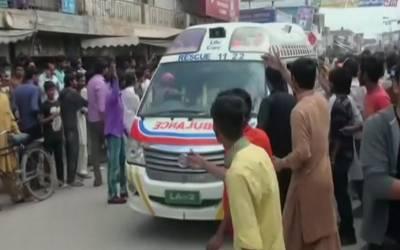 لاہور: راوی روڈ کے علاقے میں میاں بیوی کا قتل