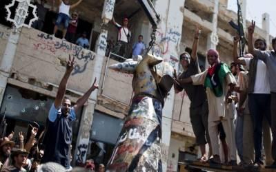 لیبیا میں قتل کے 45 ملزمان کوسزائے موت