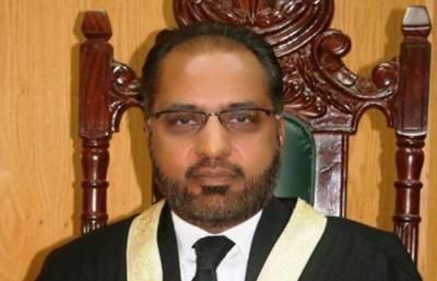 جسٹس شوکت عزیز صدیقی نے سپریم جوڈیشل کونسل کے احکامات سپریم کورٹ میں چیلنج کردیئے