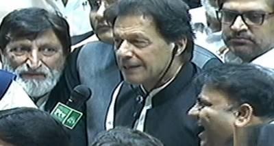 سب سے پہلے ملک و قوم کو لوٹنے والوں کے خلاف کڑا احتساب کروں گا، جبکہ کسی ڈاکو کو این آر او نہیں ملے گا, نومنتخب وزیراعظم عمران خان