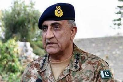 افغانستان میں دہشت گردوں کو پاکستان سے کسی قسم کی مدد نہیں مل رہی: جنرل قمر جاوید باجوہ