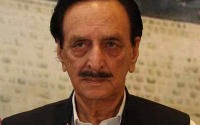 مسلم لیگ(ن) نے راجہ ظفر الحق کو سینیٹ میں اپوزیشن لیڈر نامزد کردیا