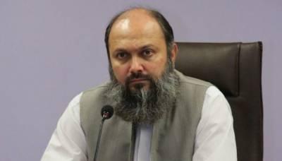 نومنتخب وزیراعلیٰ بلوچستان جام کمال خان آج عہدے کا حلف اٹھائیں گے