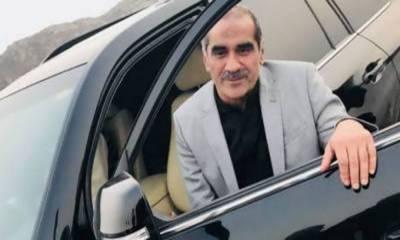 سعد رفیق کا اوور اسپیڈنگ پر چالان