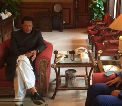 وزیراعظم عمران خان نے20 رکنی وفاقی کابینہ کی منظوری دے دی